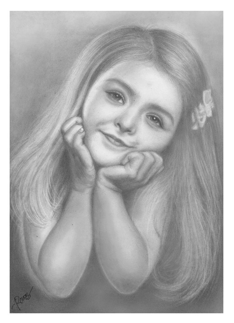 Sweet Girl 0123Medium by RONSES
