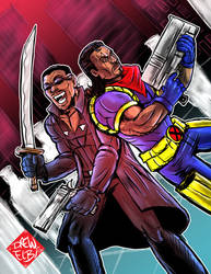 Blade and Bishop