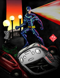 Cyclops from the X-Men