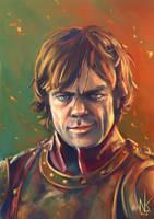 Tyrion Lannister by NoaKatzir