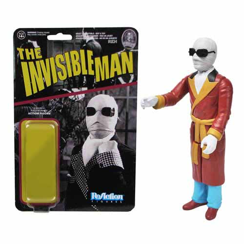 Invisible Man NIB by ThePorkchopExpress