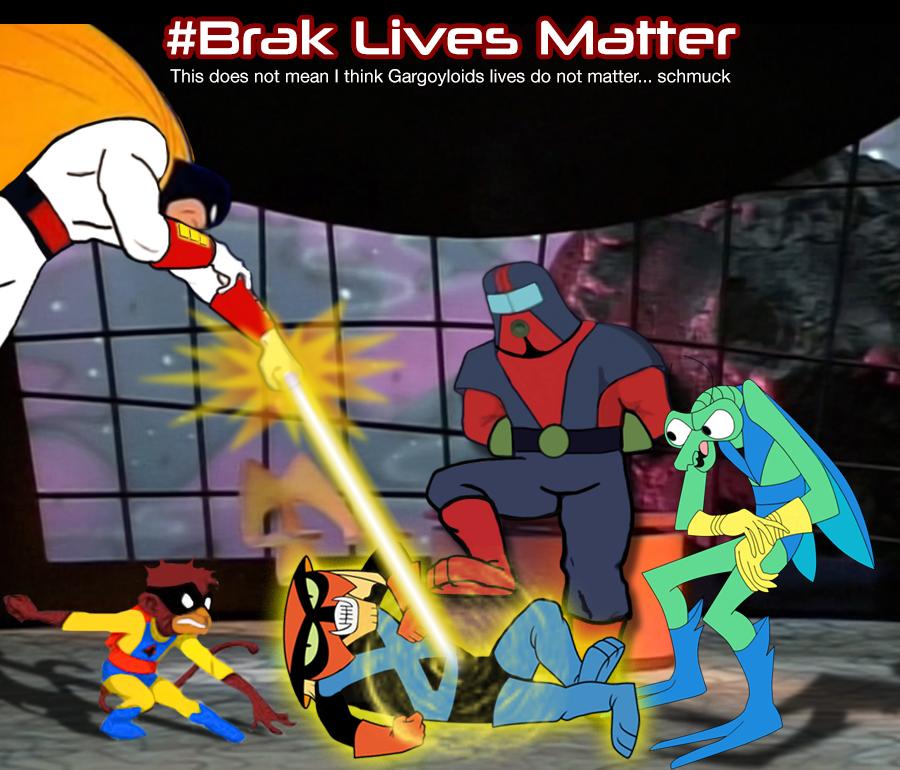 Brak Lives Matter by ThePorkchopExpress