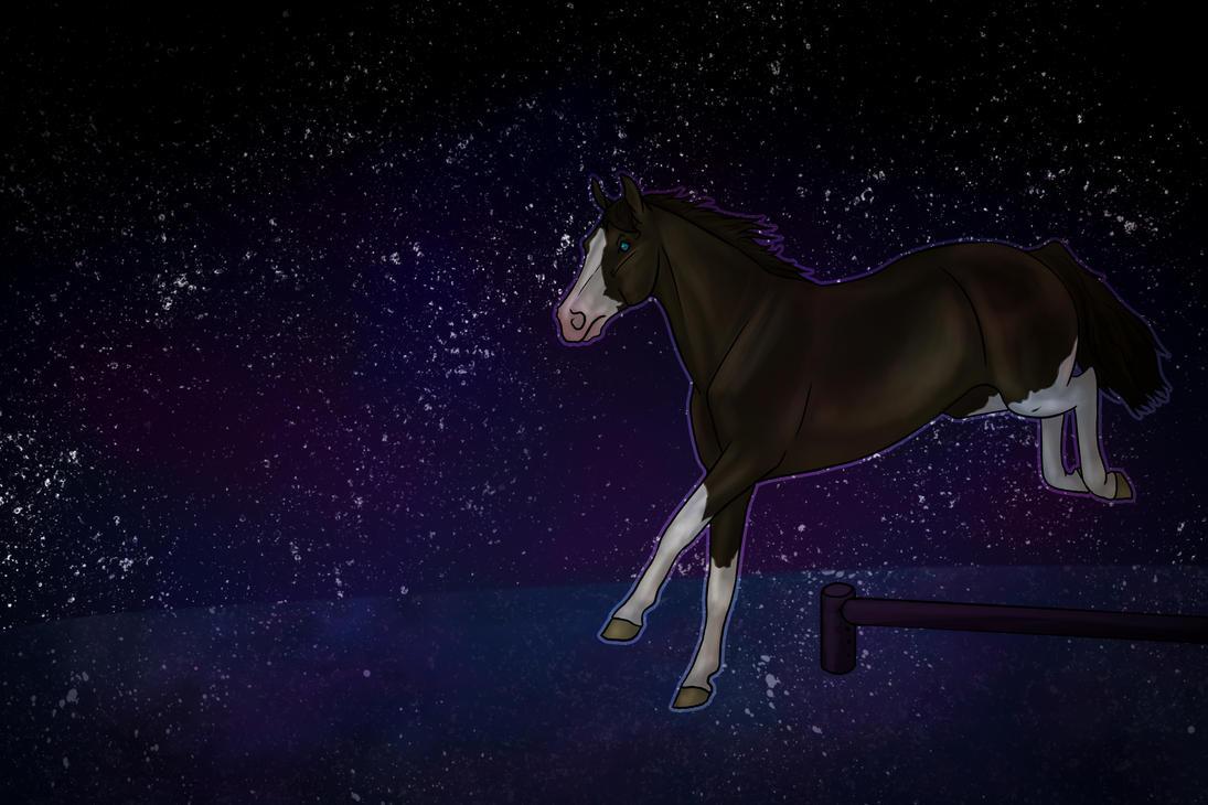 nuit etoilee by dancing ponies on deviantart. Black Bedroom Furniture Sets. Home Design Ideas
