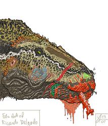 Acrocanthosaurus - Ricardo Delgado's Fan Art