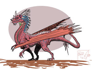 Red-Pink Draco_Reactivation