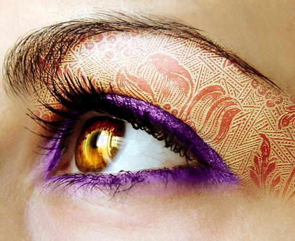 Native Eyes by SaldaeanFarmgirl