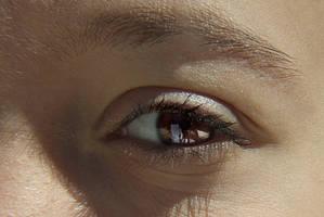 My eye by SaldaeanFarmgirl
