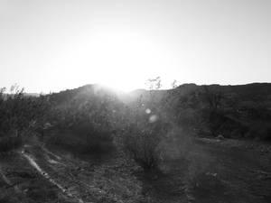Sunrise in Wickenburg