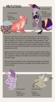 Cache Dragon Trait Guide: Mutations