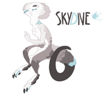 Skydive - Blankbird Adopt Auction [CLOSED]