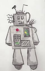 Robot boy.