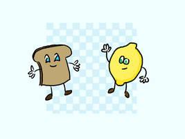 Toast and Lemon