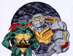 Raph + Metalhead by IronLion82