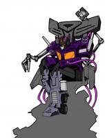 Optimus By Jbilodo (Shattered Glass Ver.) by Kenkira