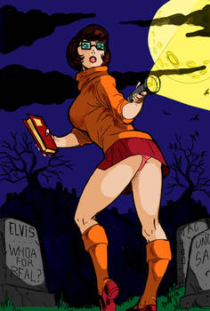 Velma  By Pxtattoo
