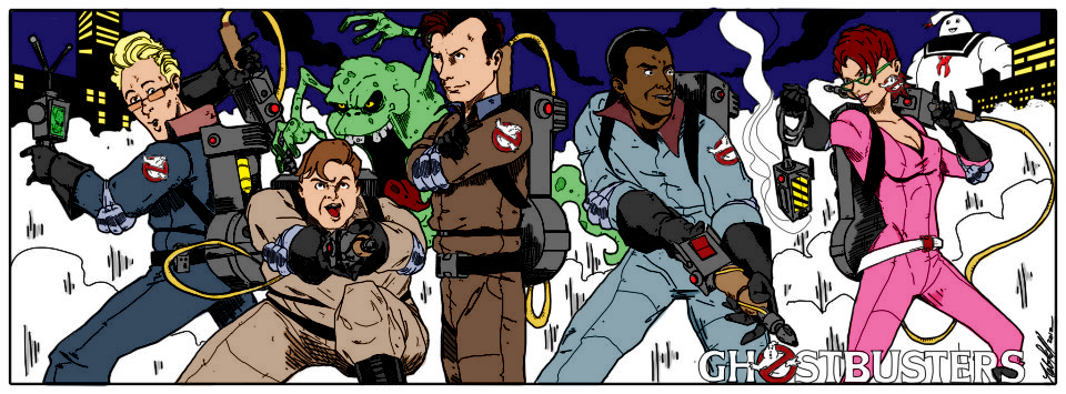 ghostbusters facebook cover
