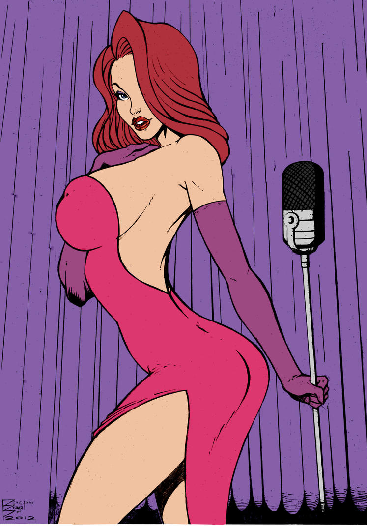 Jessica Rabbit By Demetriobraga by Kenkira