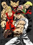 Street Fighter By Jardelcruz