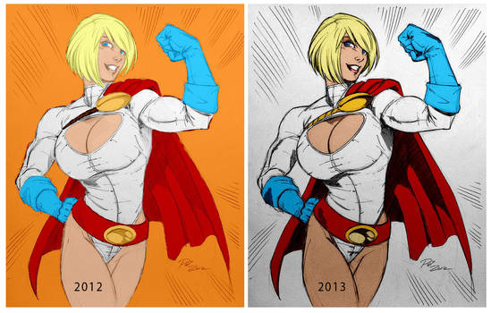 2012 To 2013 Adjustments by Kenkira