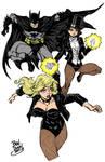 Batmanzatanna By Dogsupreme