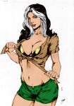 Rogue X Men By Deilson