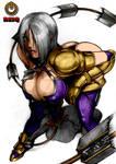 Ivy Soul Calibur By Reiq by Kenkira