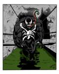 Venom Crd Art By Tonykordos