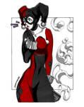 Harley Quinn by Daikon