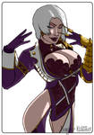 Ivy   Soul Calibur By Kalumis