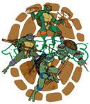 Tmnt   Tortugas Ninja By Jag Comics by Kenkira