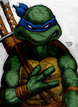 Leonardo By Myconius