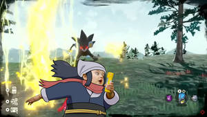 Pokemon Legends Arceus RUUUN!!