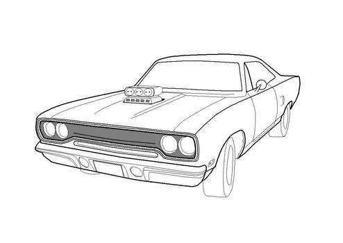 Road Runner sketch