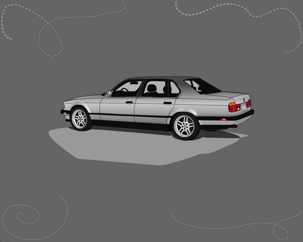 BMW E 32