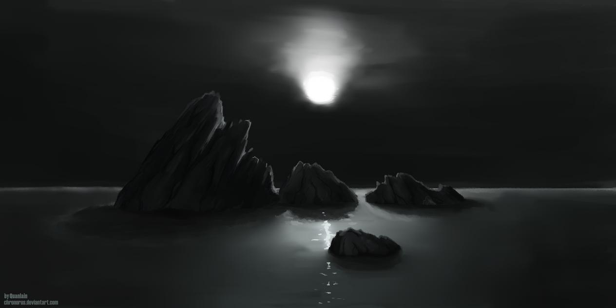 Gazer's sea by chronoRUS