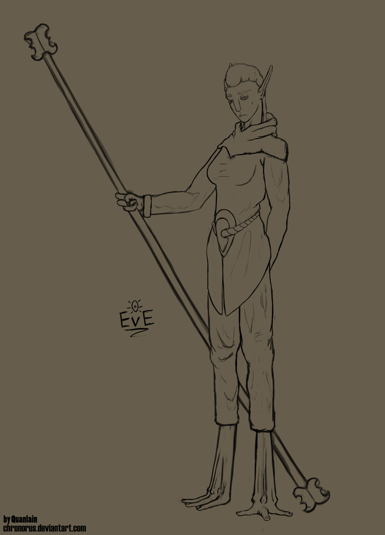 Eve (Character Info) by chronoRUS