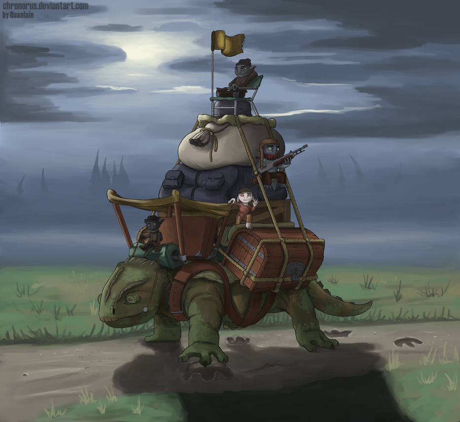 Nomads by chronoRUS