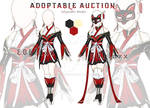[Close] Adoptable outfit auction