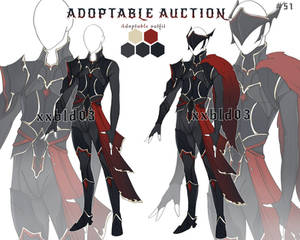 [CLOSE] AUCTION Adoptable outfit #51