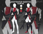 [CLOSED] AUCTION Adoptable outfit #104 by xxbld03