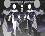 [OPEN] AUCTION Adoptable outfit #107 by xxbld03