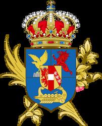 Coat of arms of the Kingdom of Triveneto
