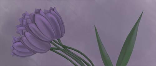 Flower Banner 2 by Misades