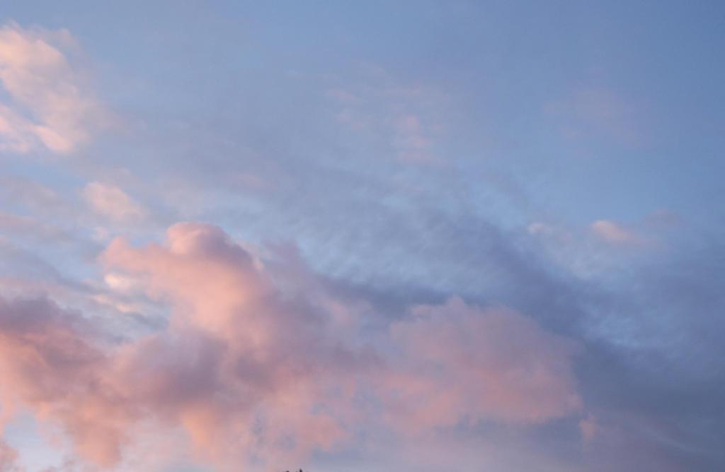 Pastel Clouds By SkyfireDragon