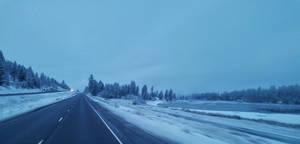 Grey day leaving Spokane-12Dec2020