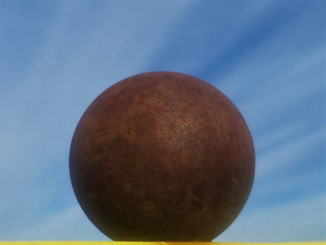 Orb of Rust III