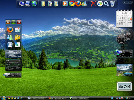 My Desktop 2.0