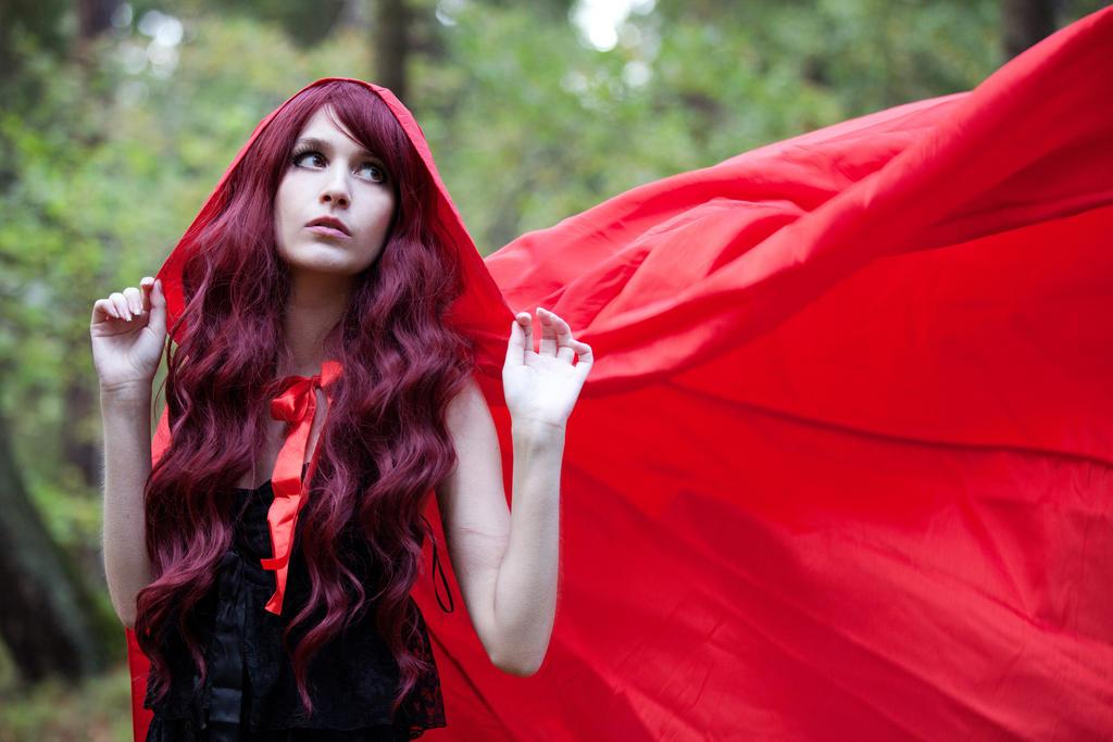 Red by SaicaChii