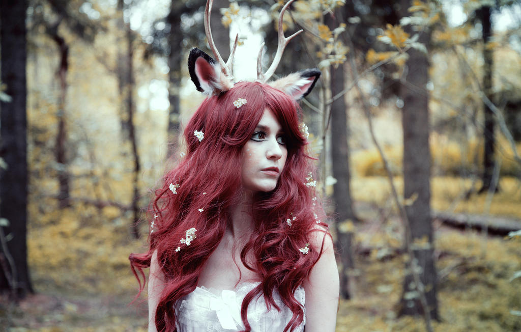 Fawn Princess ~ Fawn Shoot ~ by SaicaChii