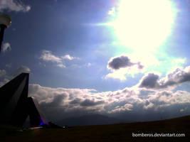 Sky by bomberos